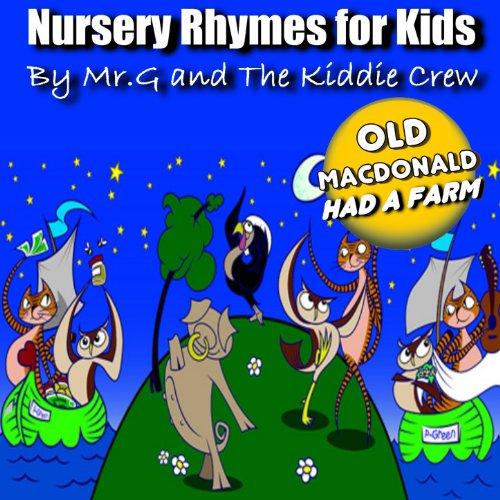Old MacDonald Had A Farm By Kidsongs On Amazon Music