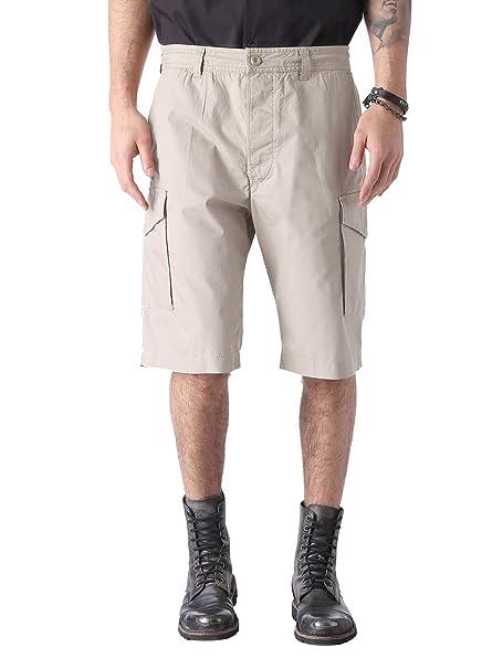 Diesel P-Cooper Shorts Cargo Hombre: Amazon.es: Ropa y ...