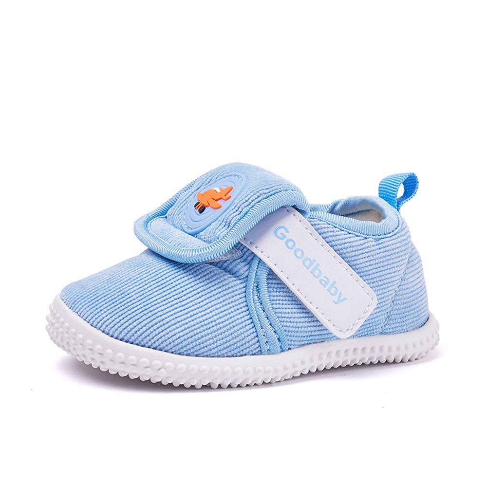 gb Infant Shoes Prewalker Baby Shoes Boy Girl Winter Warm Soft Sole Anti-Slip Toddler Sneaker 6-24 Months made in quanzhou