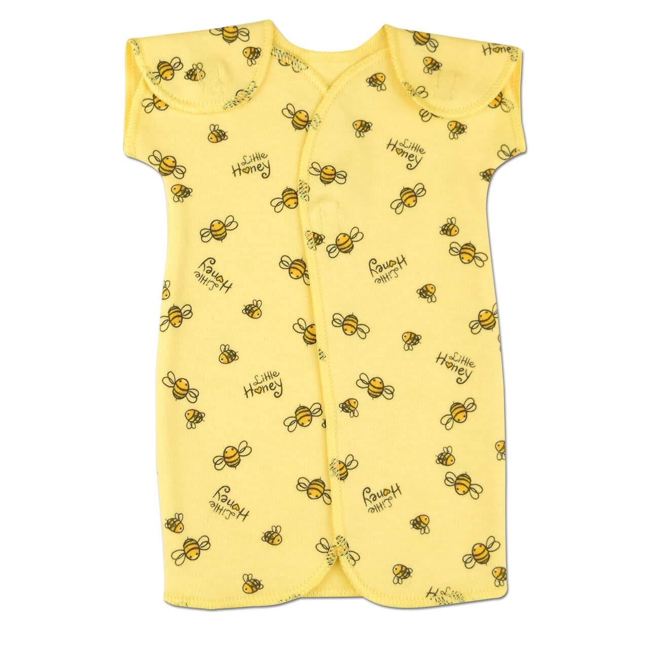 Itty Bitty Baby Boys /& Girls NICU Gown NICU Friendly