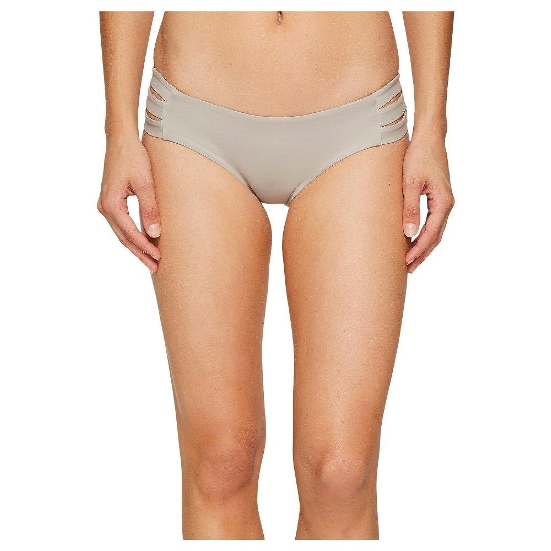 (ビタミン A) Vitamin A Swimwear レディース 水着ビーチウェア ボトムのみ Emelia Triple Strap Bottom [並行輸入品] B079N75YMR