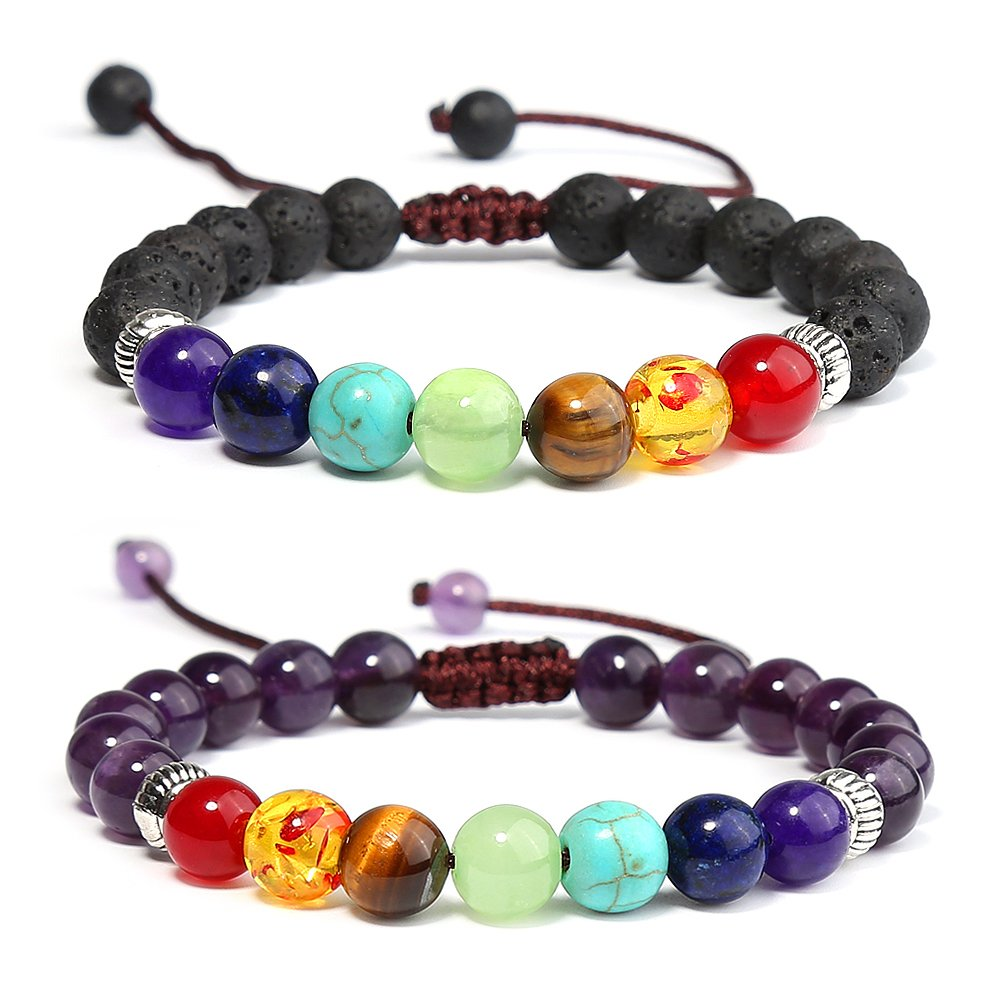 new chakra bracelet for joyme buddha healing beads balance lava prayer black women men remedy products bracelets natural parlor stone yoga reiki ritz