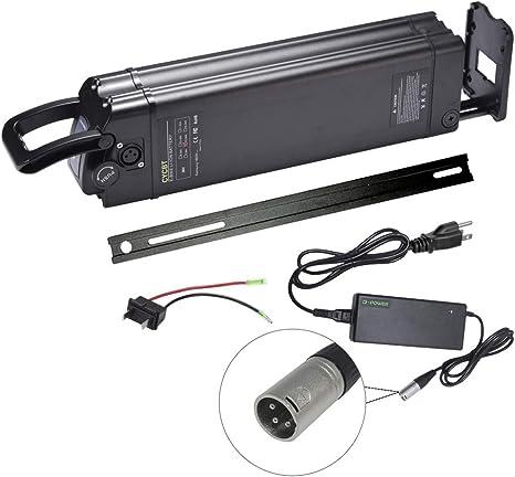CYCBT - Batería de Ion de Litio para Bicicleta (36 V, 15,6 AH ...