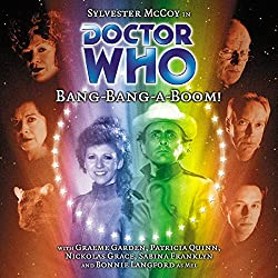 Doctor Who - Bang-Bang-a-Boom!