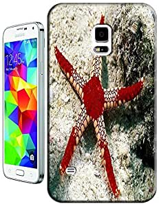Beign red starfish lay undersea fashion cell phone cases for Samsung Galaxy N3
