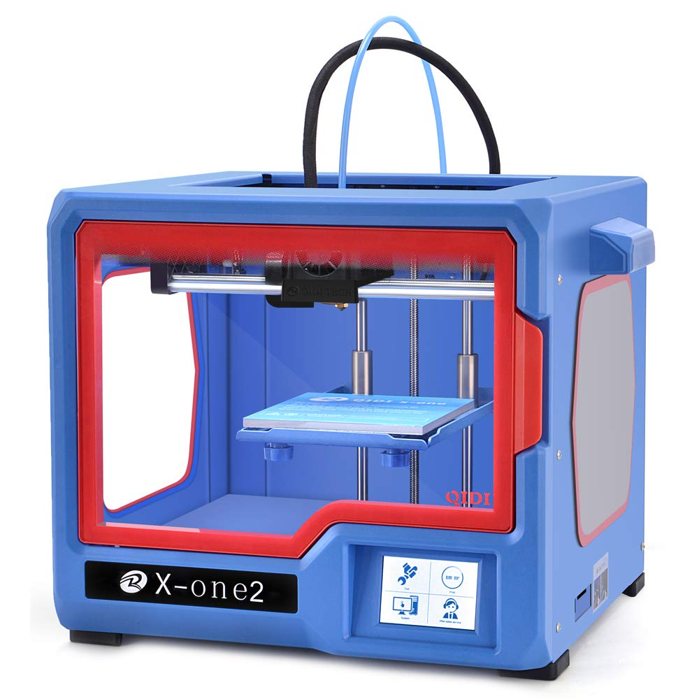 QIDI TECHNOLOGY Impresora 3d New Generation 3D Printer :X-one2 ...
