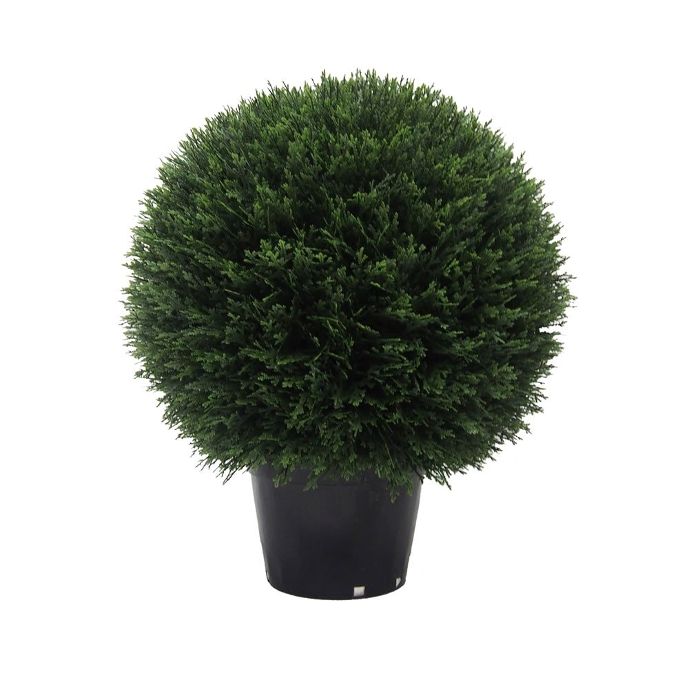 Vickerman TP171420 Everyday Cedar Topiary by Vickerman