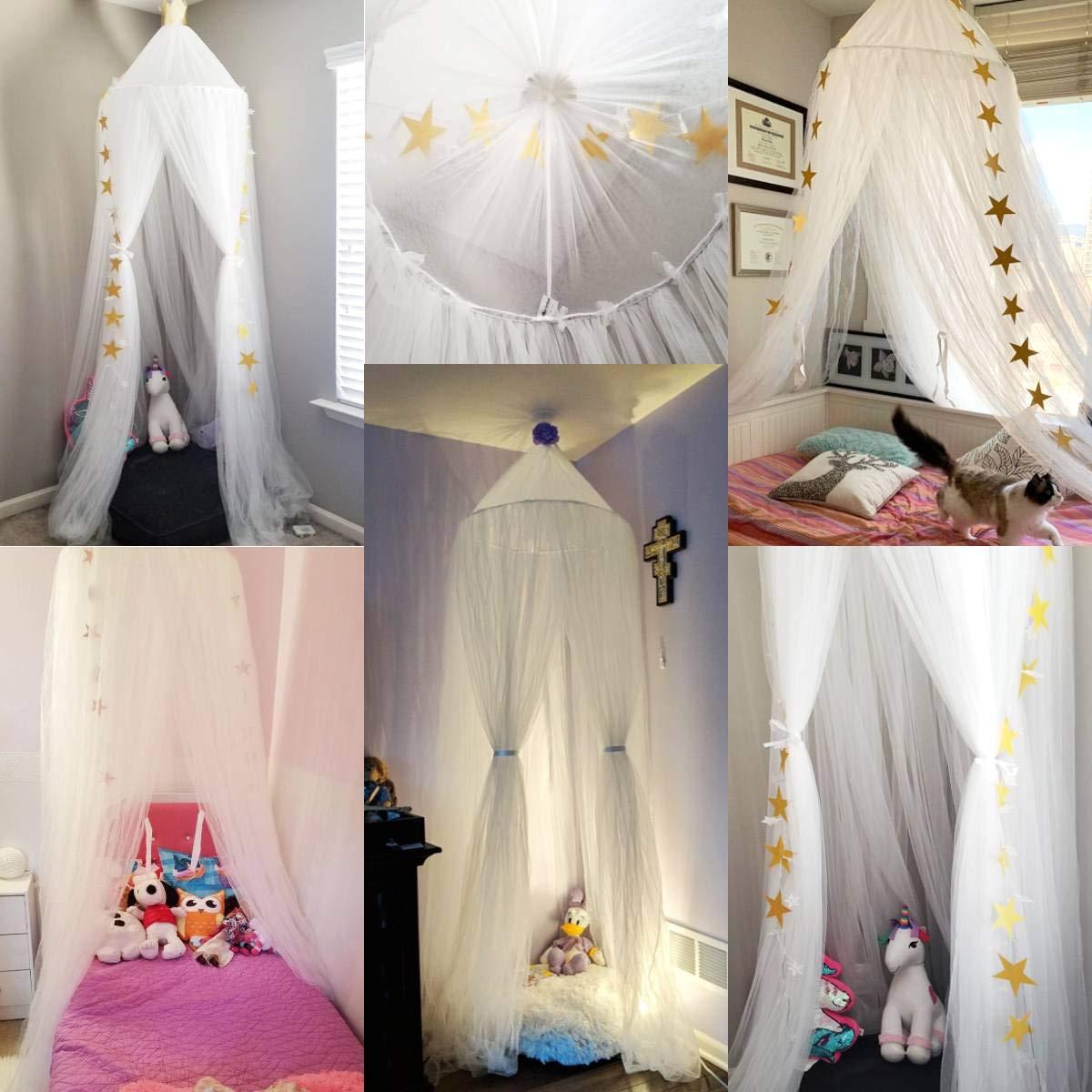 Amazon.com: Dix-Rainbow cama toldo de lana Play tienda de ...