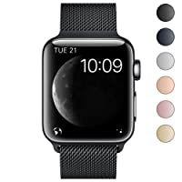 Pulseira Milanes Apple Watch 42mm prata (prata)