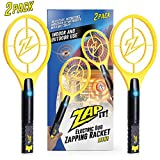 Zap It!! TYG5759 Mosquito Racket Zapper, MULTI