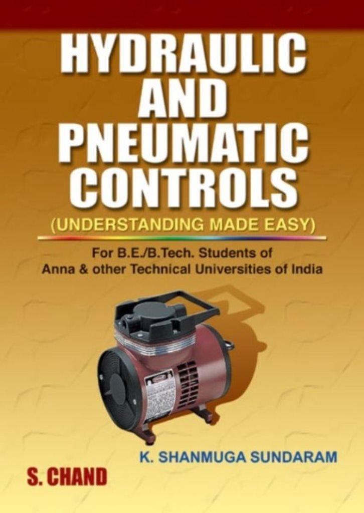 Hydraulic And Pneumatic Controls Amazon Shanmuga K Sundaram
