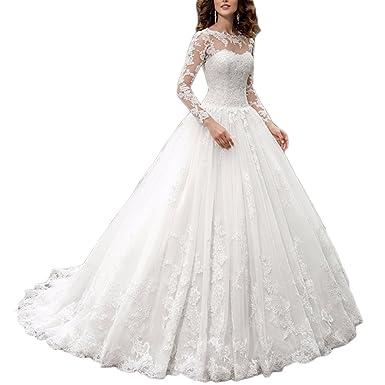 Amazon Westcorler Castle Princess China Wedding Dresses 2018