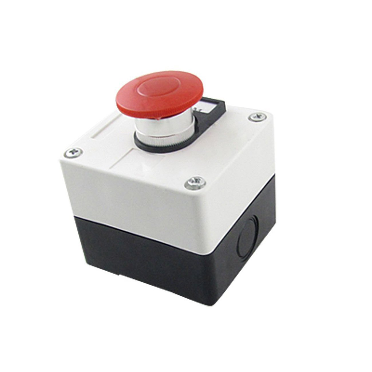 Amazon.com: Saim Momentary Switch Mushroom Push Button Station: Home ...