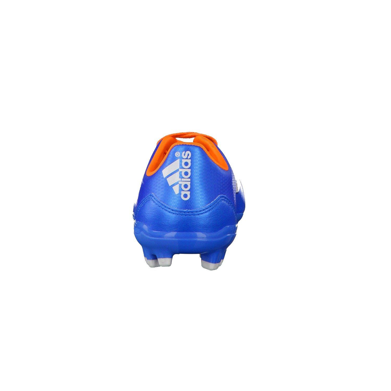 quality design e8522 09602 Adidas - F10 TRX AG J - D67199 - Color Blue - Size 4.0 Amazon.ca Shoes   Handbags