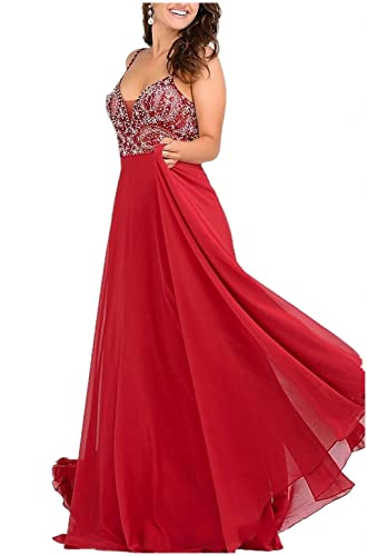 Miss Chics Women's Prom Dresses Sleeveless Sexy Evening Gowns 2017