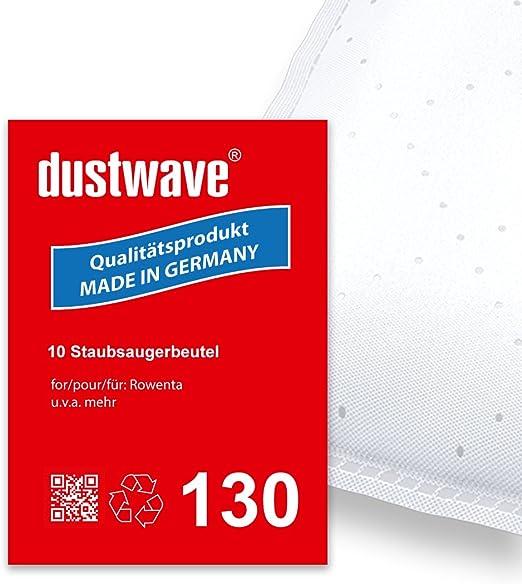 Pack de ahorro – 10 bolsas para aspiradora Rowenta – Revo – dustwave® Marca filtro Bolsa/Fabricado en Alemania + Incluye Micro filtro: Amazon.es: Hogar