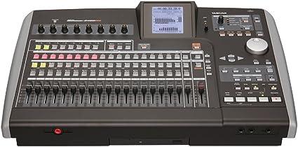 Amazon. Com: tascam 2488 neo 24-track digital recording workstation.