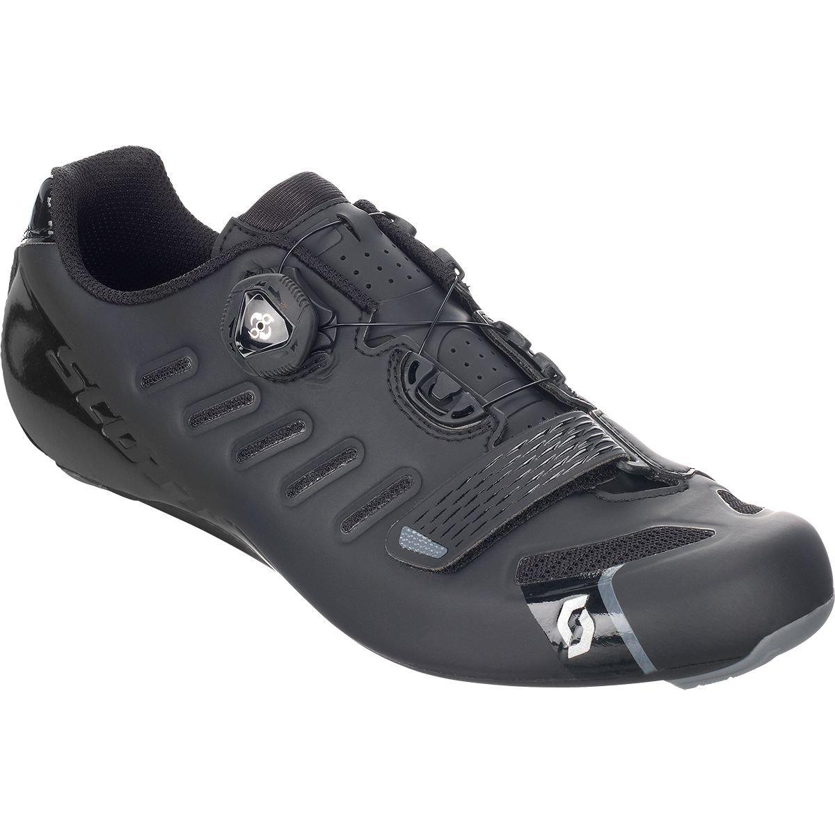 【国内正規総代理店アイテム】 (スコット) Scott Road Team Black/Gloss BOA (スコット) Shoe メンズ ロードバイクシューズMatte Black Black/Gloss/Gloss Black [並行輸入品] 日本サイズ 31cm (48) Matte Black/Gloss Black B07J262S65, レインボー家電:95fa617b --- by.specpricep.ru