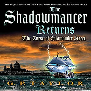 The Shadowmancer Returns Audiobook