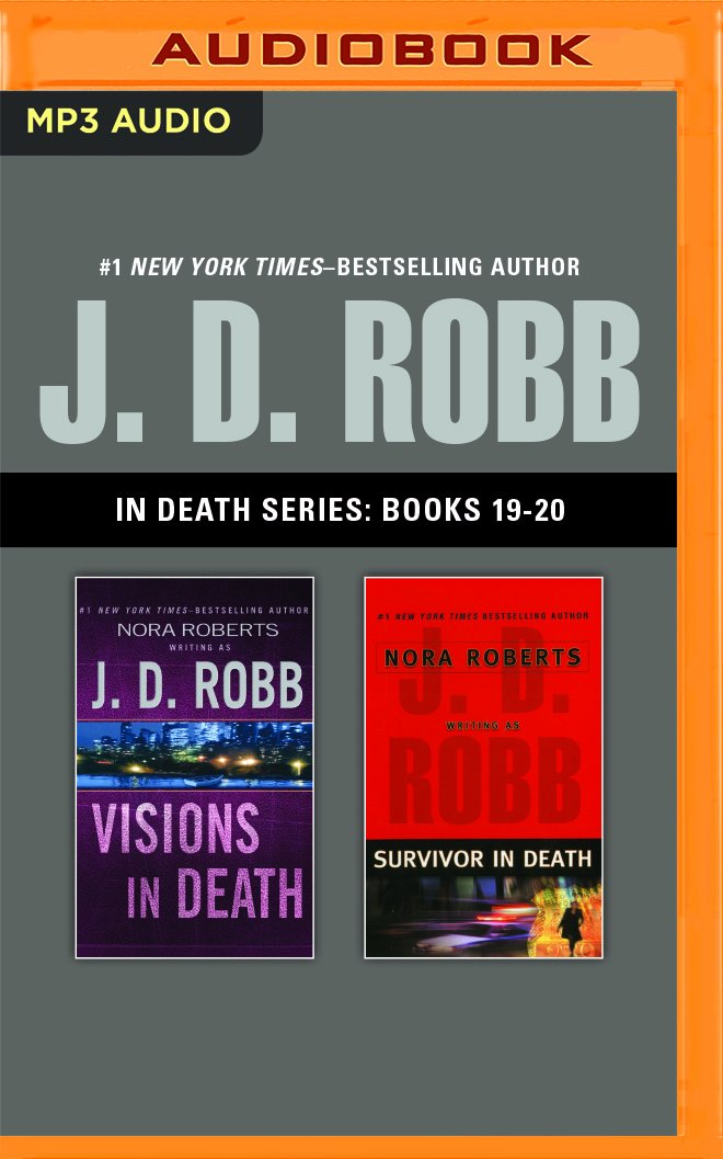 Download J. D. Robb - In Death Series: Books 19-20: Visions in Death, Survivor in Death PDF