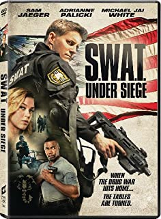Book Cover: S.W.A.T.: Under Siege