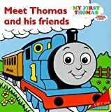 Meet Thomas the Tank Engine and His Friends, Wilbert V. Awdry, 0679890033