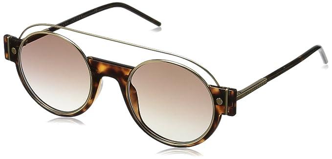 Amazon.com: Marc Jacobs marc2s Ronda anteojos de sol de la ...