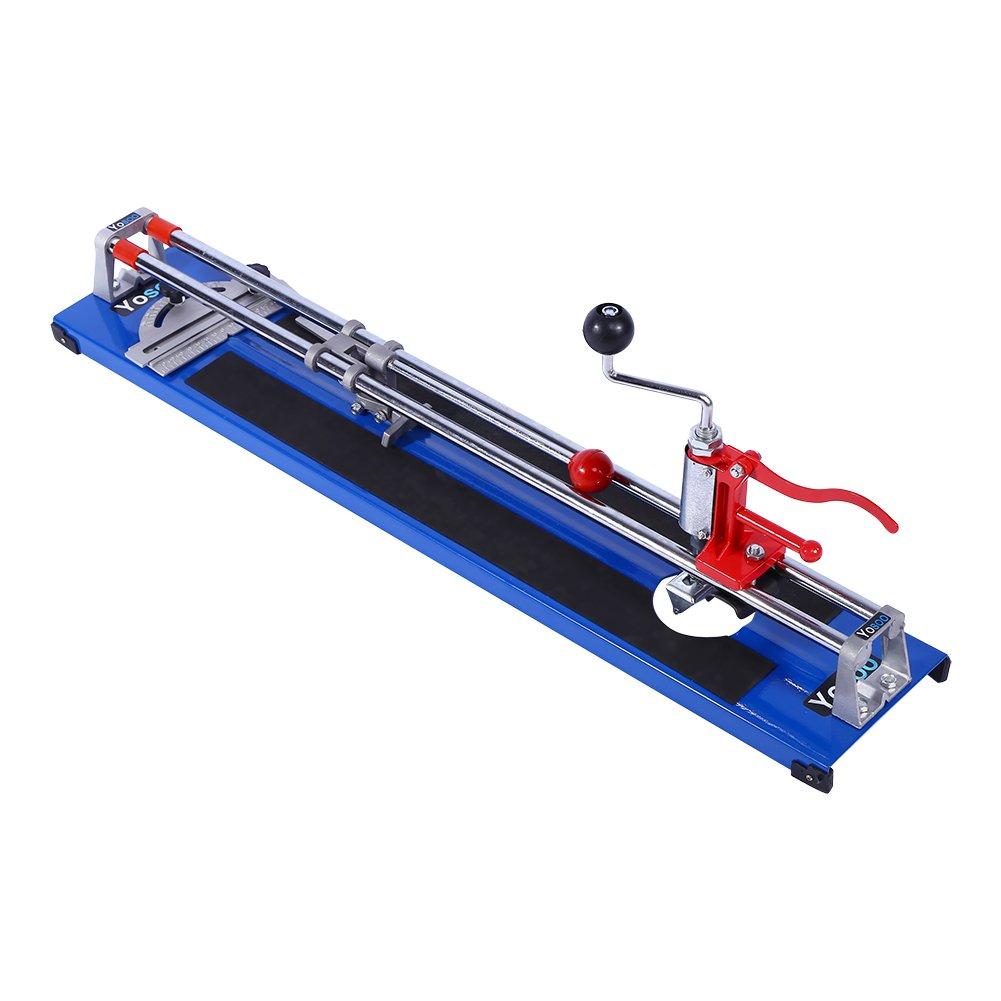 Heavy-duty 3 en 1 multifunció n cortador de azulejos 600 mm Manual para pisos de cerá mica DIY cortador herramienta má quina sococo