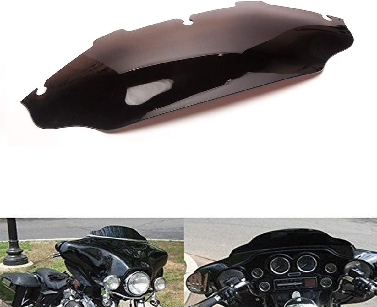League Co 4 Farben 4 6 8 Windschutzscheibe Frontscheibe Windschild Für Harley Davidson Sportster 883 1200 Electra Glide Road King Auto