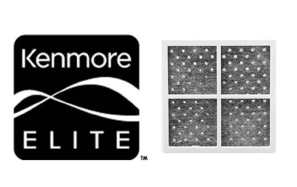 how to open kenmore elite air filter