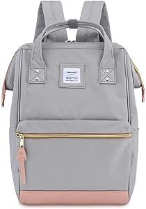 Himawari Travel School Backpack with USB Charging Port 15.6 Inch Doctor Work Bag for Women&Men College Students(XK-04#-USB L)