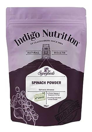 La espinaca en polvo - 250 g (Calidad Asegurada): Amazon.es: Salud y cuidado personal
