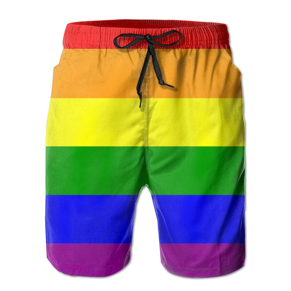 Definition Of Homosexuality Knee Length Mens Shorts Swim Trunks With Cargo Pockets