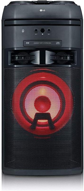 LG XBOOM OK55 - Altavoz Alta Potencia (500W, Bluetooth, USB, Funciones DJ, Karaoke), Negro: Lg: Amazon.es: Electrónica
