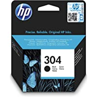 HP N9K06AE (304) Mürekkep Kartuş 120 Sayfa, Siyah