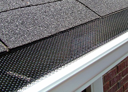 Amerimax Home Products 636025 Lock-in Gutter Guard, Black by Amerimax Home Products (Image #4)