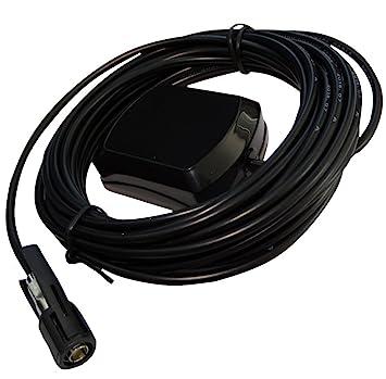 AERZETIX: Antena GPS enchufe WICLIC para auto navegacion C17623: Amazon.es: Coche y moto