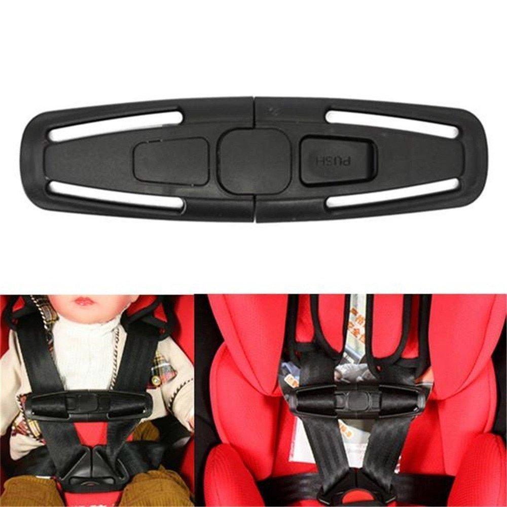 Isuper Car b/éb/é Clip de ceinture de sangle harnais de s/écurit/é Safe Boucle