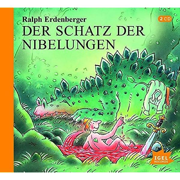 Der Schatz der Nibelungen: Amazon.es: Erdenberger, Ralph ...