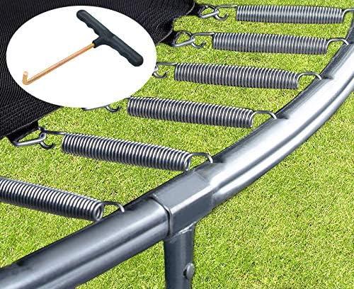 1 stück klavier trampolin spring pull werkzeug holzgriff für