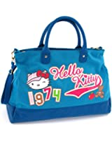 Hello Kitty large bag blue High Street by Camomilla