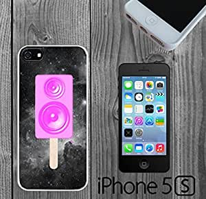 Bass Popsicle Space Custom made Case/Cover/skin FOR iPhone 5/5s