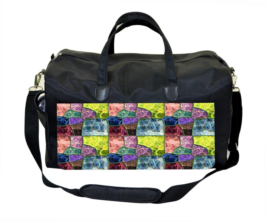 Jacks Outlet Colored Stones Gym Bag