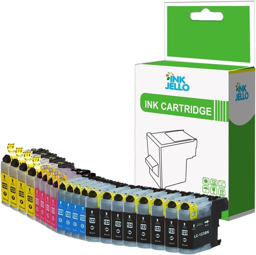 InkJello - Cartucho de Tinta Compatible para Brother DCP-J152W DCP ...