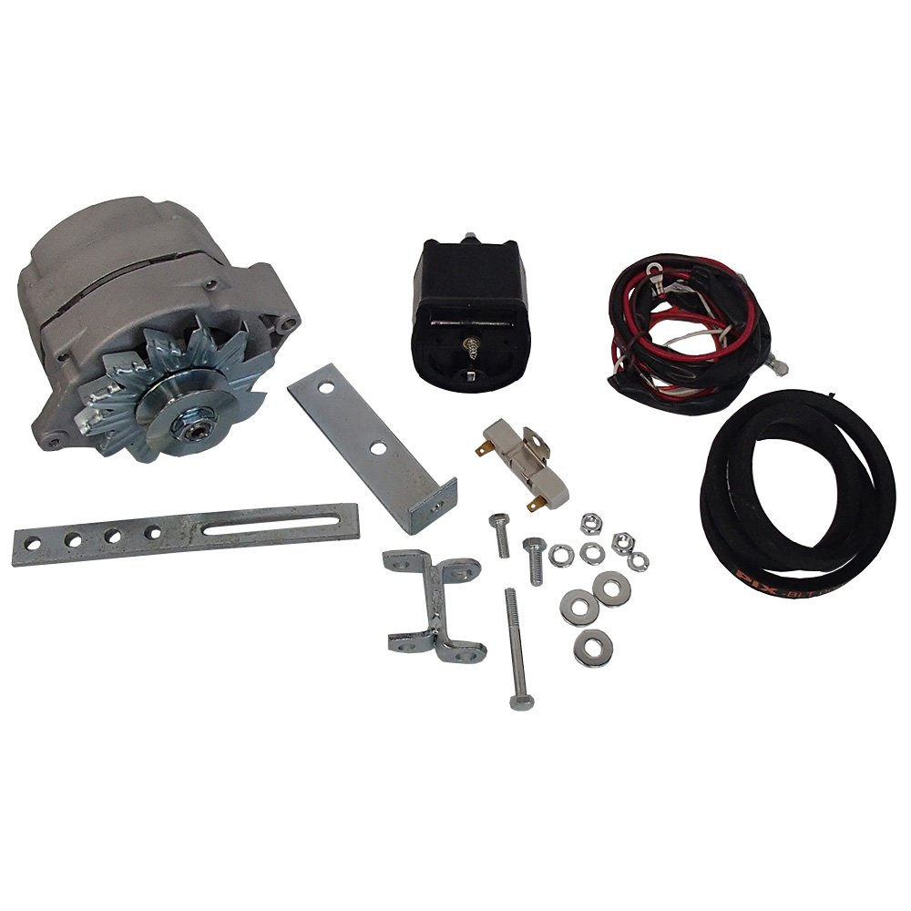 Akt0001 6 Volt To 12 Conversion Kit For Ford Jubilee Coil Wiring 12v Tractors 2n 8n 9n Industrial Scientific