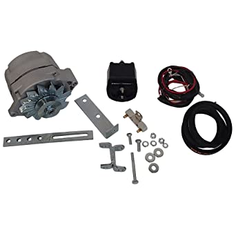 amazon com: akt0001 6 volt to 12 volt conversion kit for ford tractors 2n 8n  9n: industrial & scientific