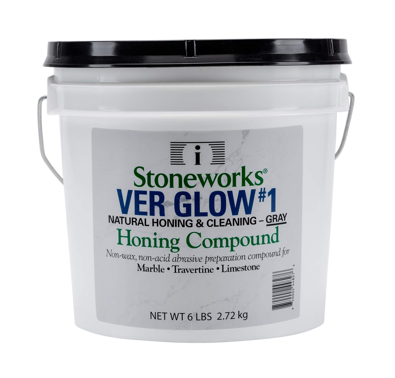 Ver Glow #1 Gray, 6 Lb.