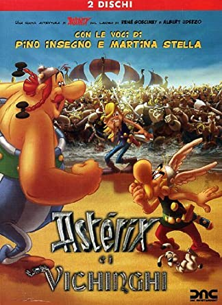 Asterix e i vichinghi special edition dvd amazon jesper