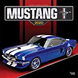 Mustang 2020 Calendar: Foil Stamped Cover