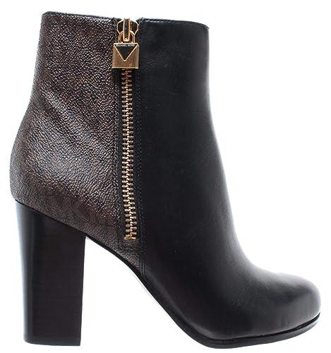 migliori scarpe da ginnastica 0f9f5 46bcc Michael Kors Margaret Bootie Stivaletto Donna MONOGRAMMATO